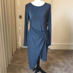 Asymmetrical, Figure Flattening Dress